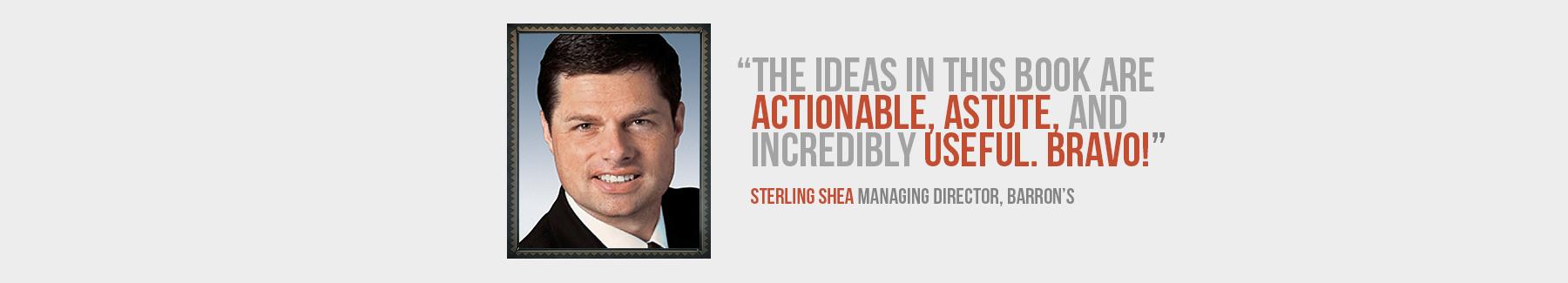 Sterling Shea headshot